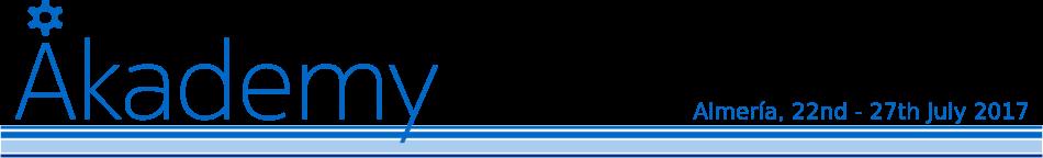 Akademy 2017 Banner